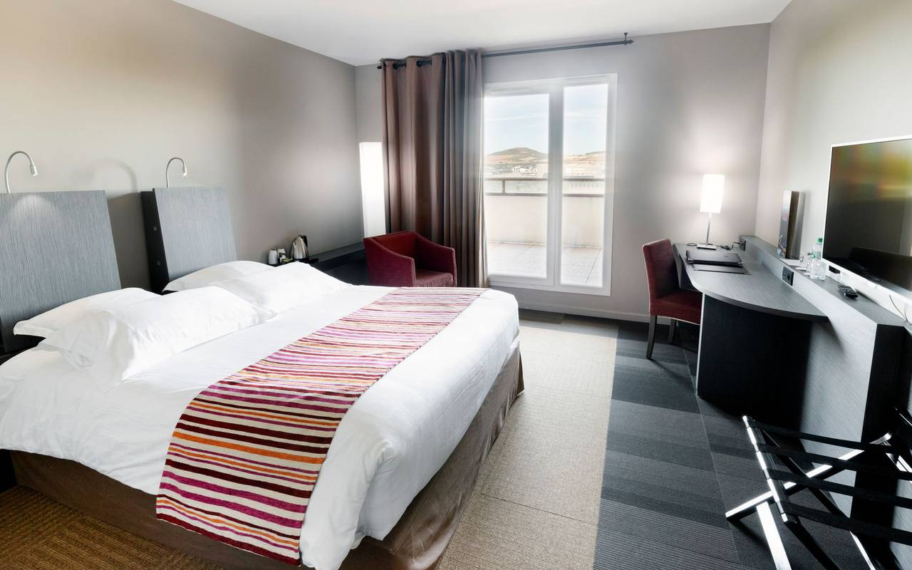 Double room - Hotel near Clermont Ferrand