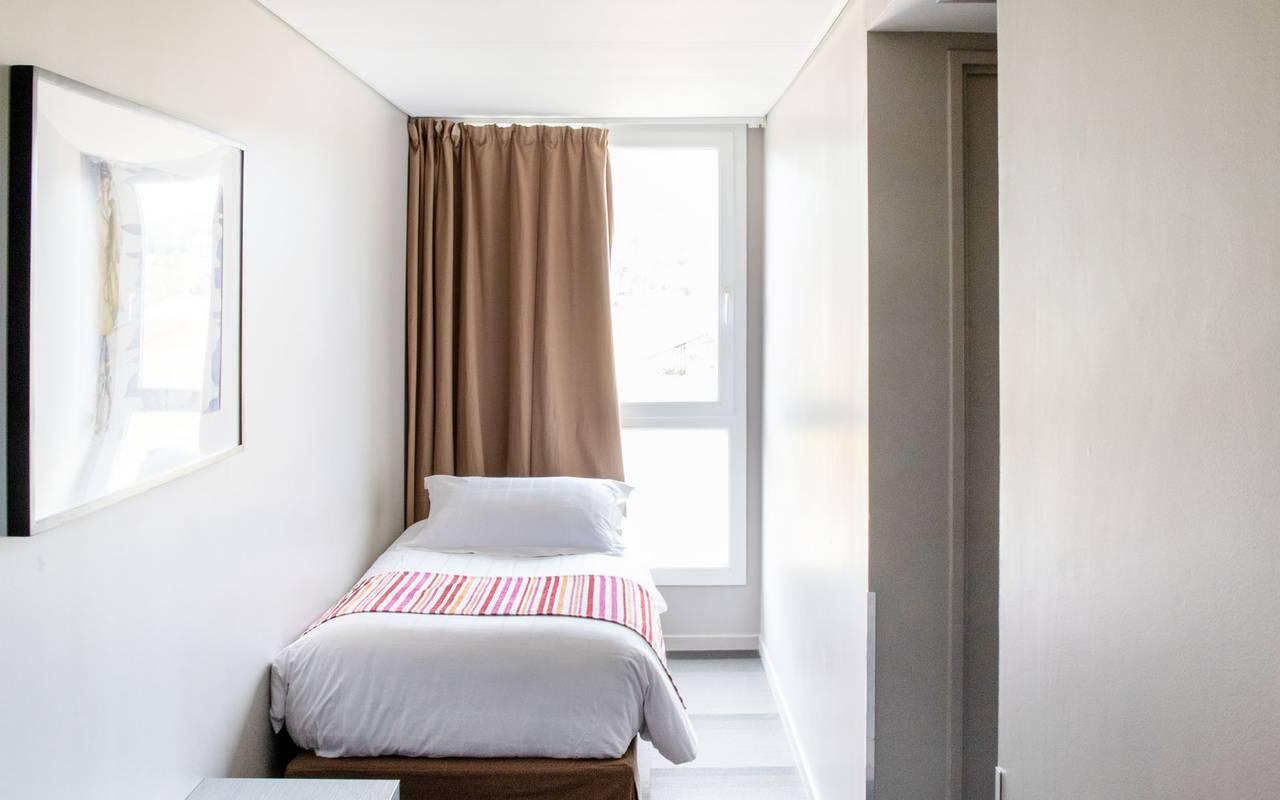 Lit simple - Hotel Perignat les sarlieve